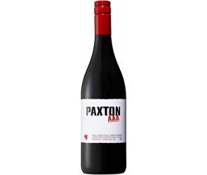AAA Shiraz Grenache (bio), Paxton Vineyards