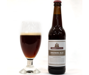 Borgs Bryghus - Brown Ale 5,6% 50cl